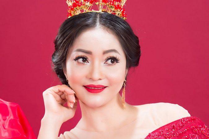 Ca sỹ Lam Quỳnh giọng hát mê hoặc người nghe