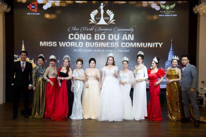 Hoa hậu Cộng đồng Doanh nhân Thế giới 2020 hứa hẹn bùng nổ tại vương quốc Campuchia