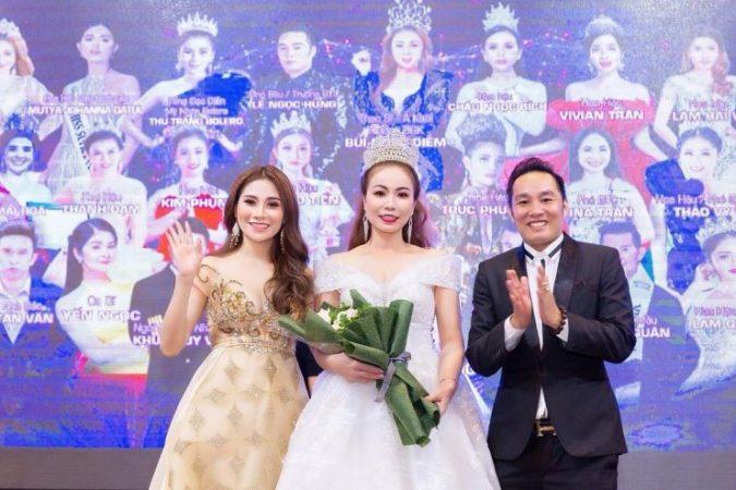 """""""Ngắm và share"""" chân dung tân Đại sứ hình ảnh – Hoa hậu Lina Hoàng"""