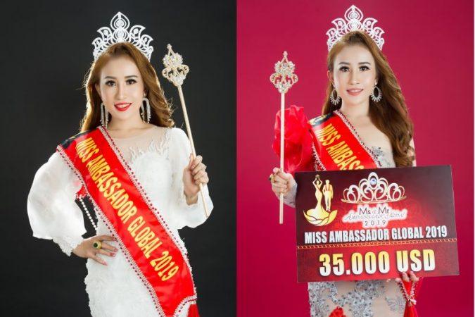 Doanh nhân Nguyễn Hà Lâm – Nàng hoa hậu đẹp dưới mọi góc nhìn