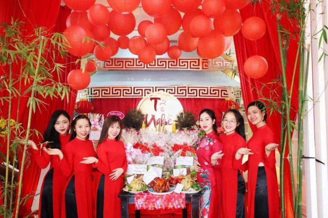 CEO NK Spa tổ chức Giỗ tổ ngành spa