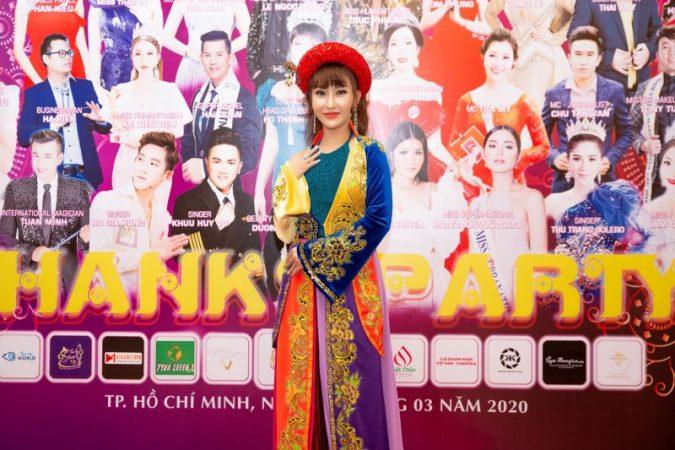 """Hoa hậu Lê Kiều Tiên được mời ngồi """"ghế nóng"""" Hoa hậu Doanh nhân Hoàn vũ 2020"""