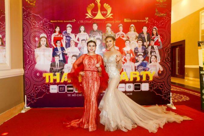 """Hoa hậu Diệu Thúy: """"Hãy tận dụng vai trò và vị thế để phụng sự xã hội…"""""""