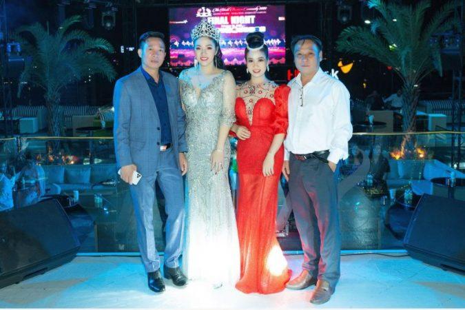 Á hậu Thu Dung, Kim Phụng dự sự kiện và thông báo hoạch định sắp tới