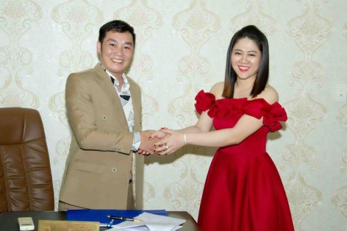 Người đẹp Vũ Mỹ Thùy đầu tư chiến lược vào HKT Entertaiment