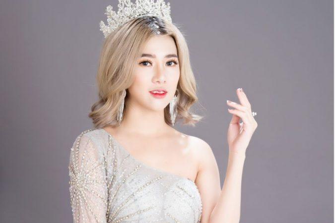 """Võ Thị Thùy Trang – GĐ Trang Mini Beauty Center: """"Hãy xây dựng thành công bằng tâm đức nghề nghiệp"""""""