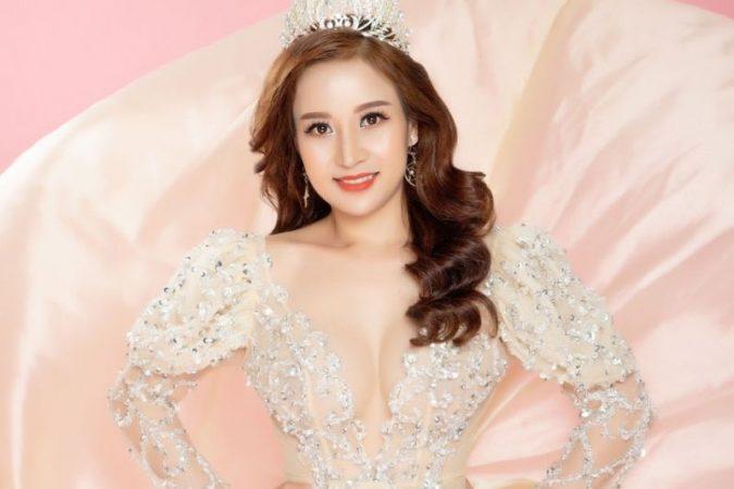 Chân dung nữ Thạc sỹ – bác sỹ Duyên Nguyễn của Ms Universe Bussiness 2020