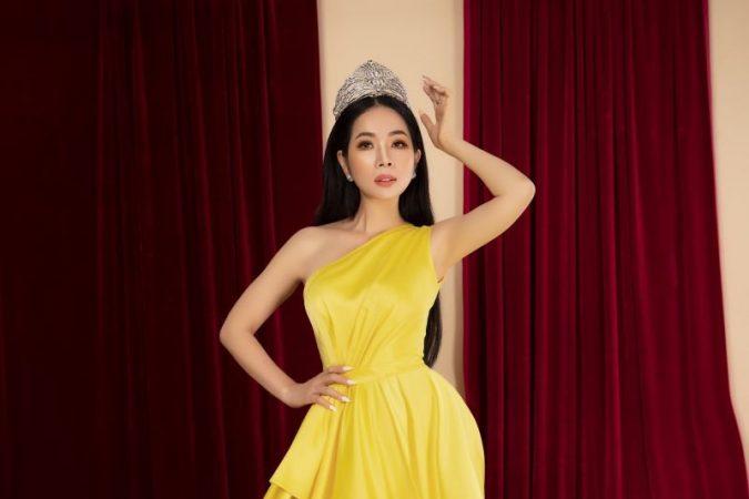 Hoa hậu Vivian Trần sẽ là Đại sứ hình ảnh Ms Universe Bussiness 2020