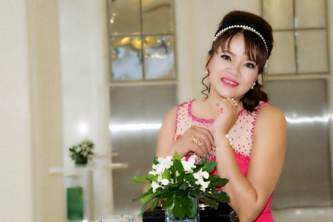 """Á khôi Hồ Thanh Hương: """"Sen Vũ là hoàn mỹ và hy vọng được trao cho thí sinh xuất sắc nhất"""""""